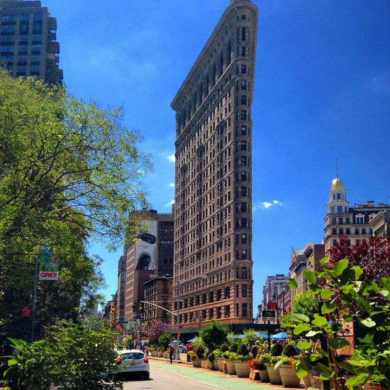 FlatIron Building, NYC, NY Architecture Building Building Exterior Built Structure City City Life Exterior Famous Place Flatiron Flatironbuilding International Landmark Manhattan Modern Newyorkcity Office Building Outdoors Residential Building Residential District Residential Structure Skyscraper Tall Tall - High Tower First Eyeem Photo