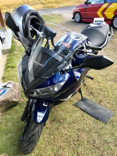 2輪デビュー Motorcycle
