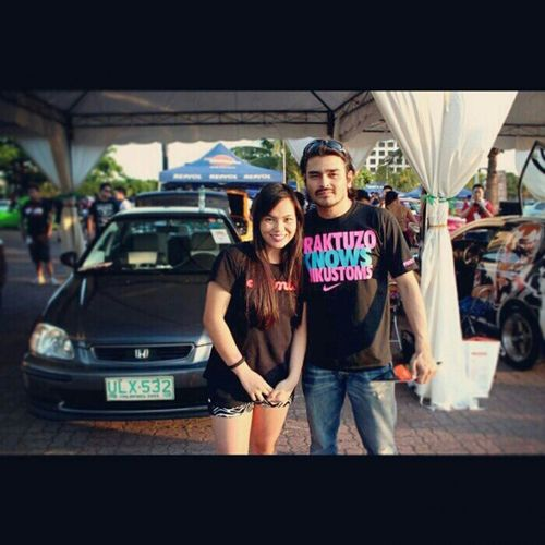 Sole Slam Manila Automax Carshow with one of the gwapings sir @master_sniffy :) Ericfructuoso Fanning Fanmoments Filipinoactor philippinessoleslamautomaxcarshow2013instaphotoinstalovehappyigigersmanilaigersasiaigersasiansfilipinomanilagwapings