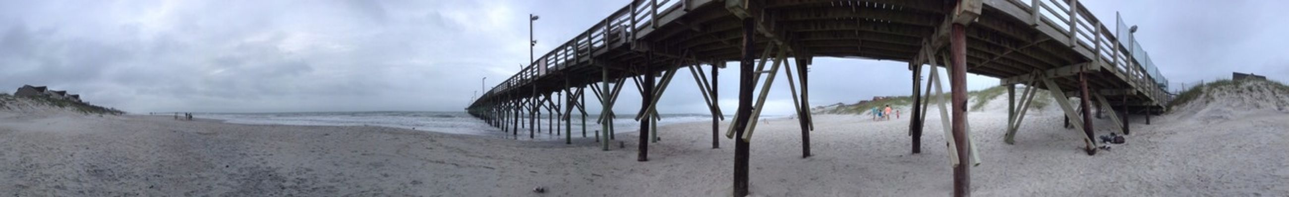 SeaView Fishing Pier Don't Be Square