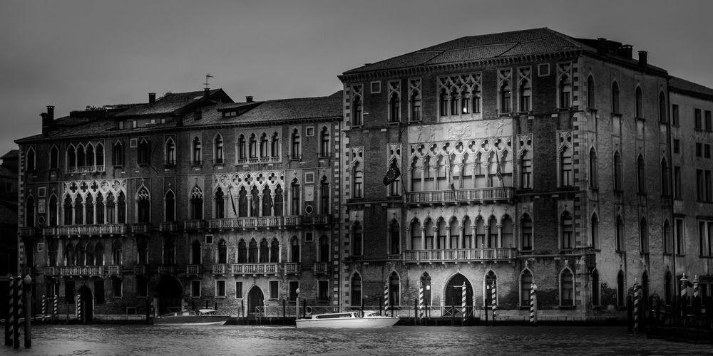 Palazzo giustinian palace by grand canal