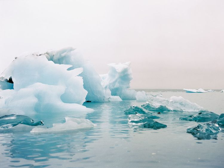 My Year My View Ice Frozen Cold Temperature Nature Iceberg - Ice Formation Melting Glacier Winter Iceberg Water Lifestyles Nature Iceland Outdoors Landscape Blue Beauty In Nature Ice Cold Film Photography Film