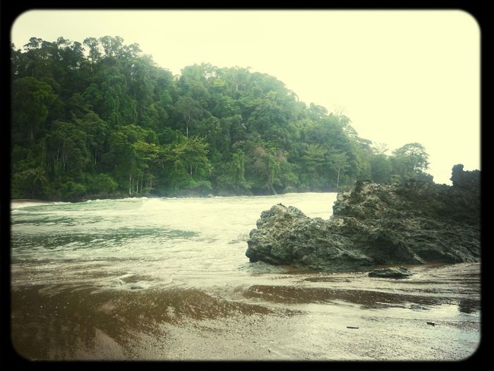 Beach Natural Paradise Costa Rica Beautiful Place ♡