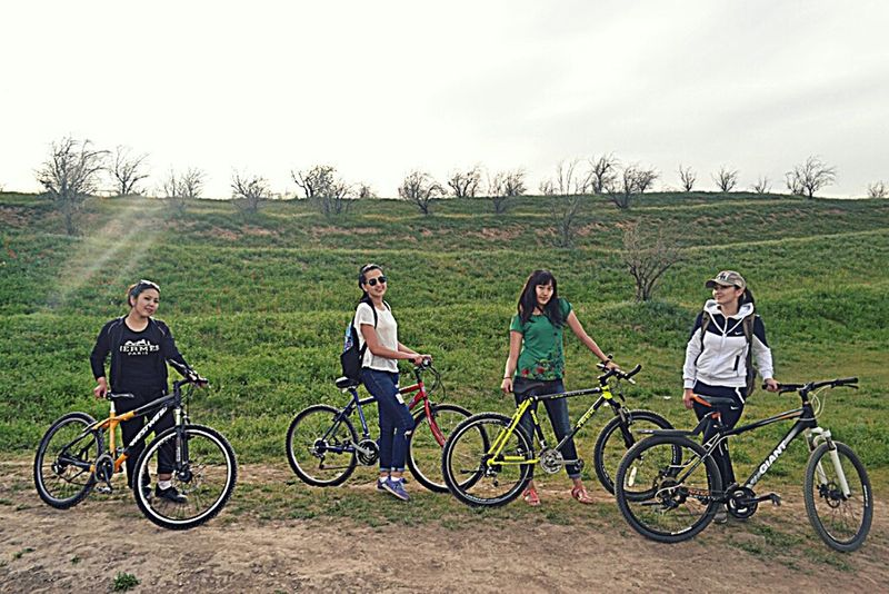 My Hobby Mycountry Mountain Fixed Bike Friends