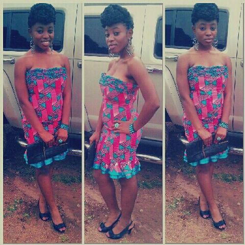 At Church Last Sunday.