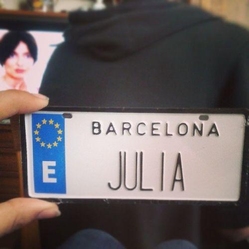 Julia  Prague2013 Barcellona2014 Brother crociera