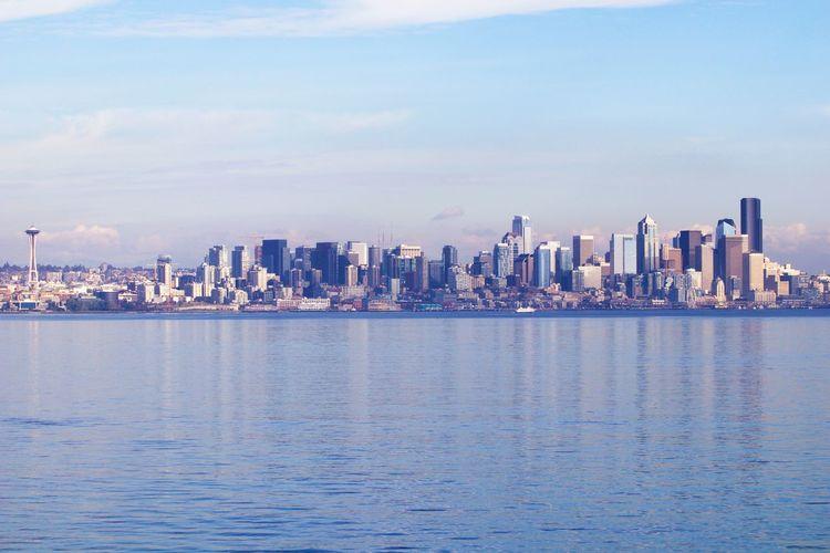 Seattle a view