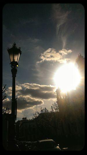Sunset #sun #clouds #skylovers #sky #nature #beautifulinnature #naturalbeauty #photography #landscape Sunsetsunrise_photo Street Photography Streetphoto_color