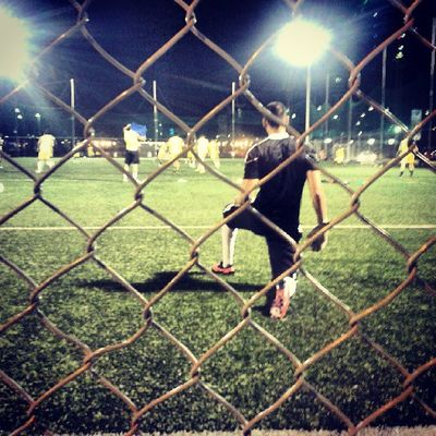 The life of a goal keeper. KayaFC Football BGC Philippines