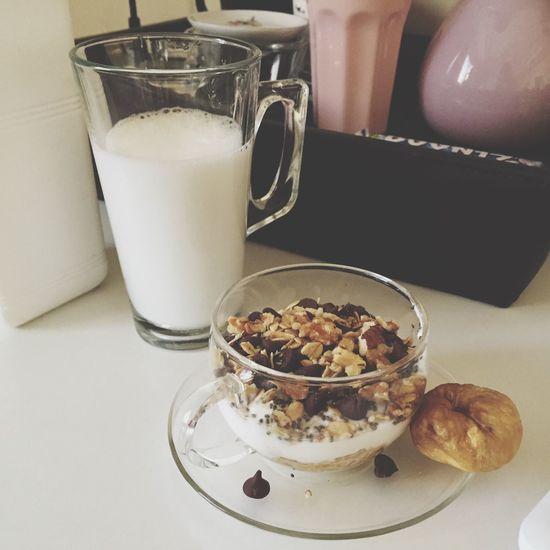 حليب الابل فطور Good Morning Breakfast