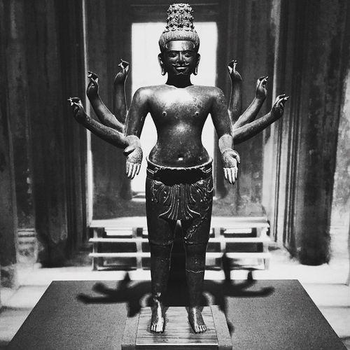 Siva SmileOfKhmer Khmer Cambodian GZ Guangzhou Canton Avalokitesvara 广州 高棉的微笑
