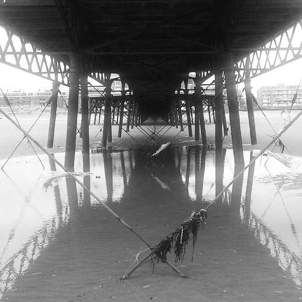 St Anne's pier, Lythamstannes Htcone