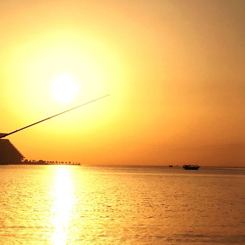 Sunrise Fishingearlymorning BeautifulSunRise Morningglow Sunandsea