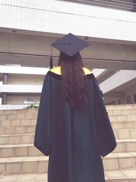 Graduate 20170622 University Campus Memories Myself