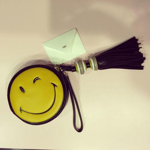 Anyahindmarch Happy Enjoying Life Smile Thankyou Present Cheese! Like Husband ♡ Hanging Out