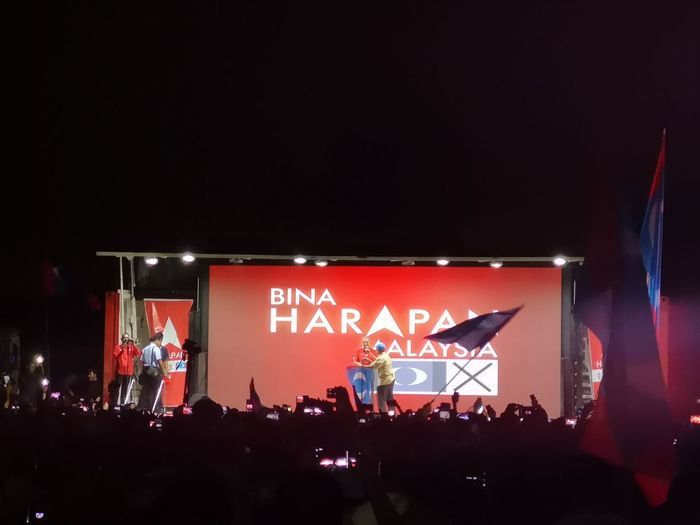 Huawei P20 Pro EyeEm Selects Malaysia Election Pru14
