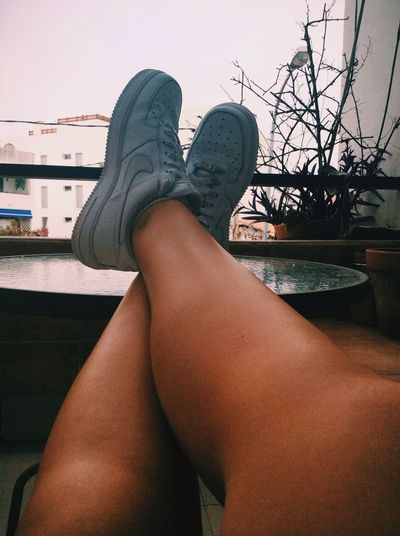Just chilling Chilling Nike Air  Relax Afternoon