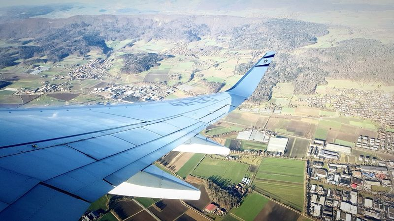 Catching A Flight Going To An Exotic Place Travel Photography El Al