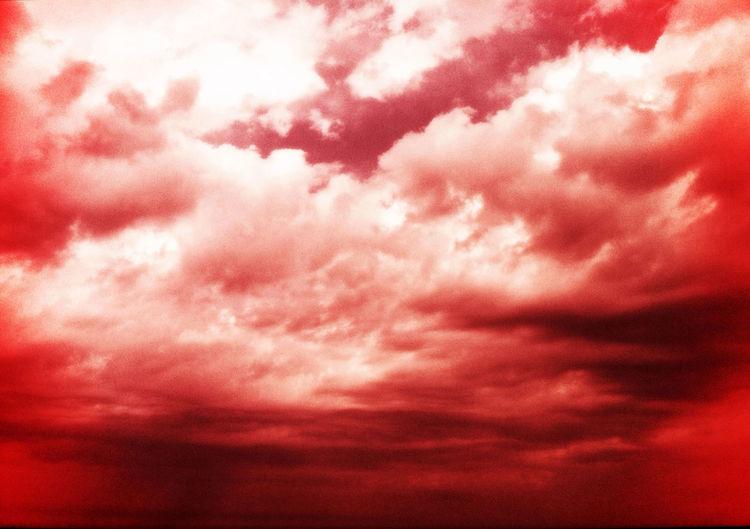 Bloody Cloudporn Pantone Colors By GIZMON