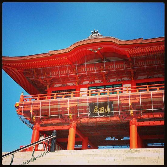 成田山 Temple 神社 犬山 Aichi Japan
