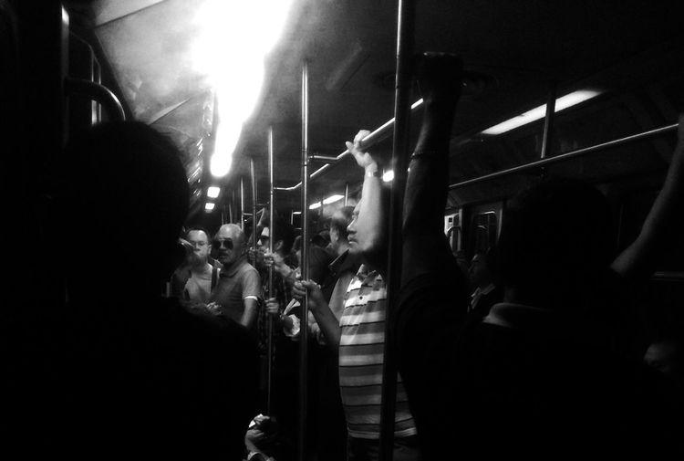 Humansmeettechnology Subway Mexicocity