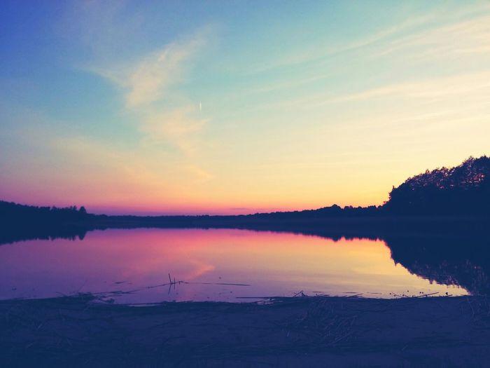 Taking Photos Sunset Sunset_collection Sunrise_sunsets_aroundworld Landscape Landscape_Collection Landscape_photography Pastel