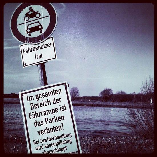 Duisburg Walsum Rhein Rijn fluss river winter