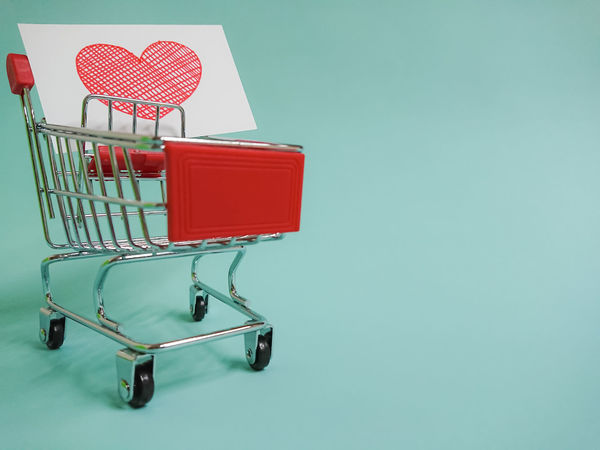 EyeEm Selects Love Heart Valentine Day Happy Time cart