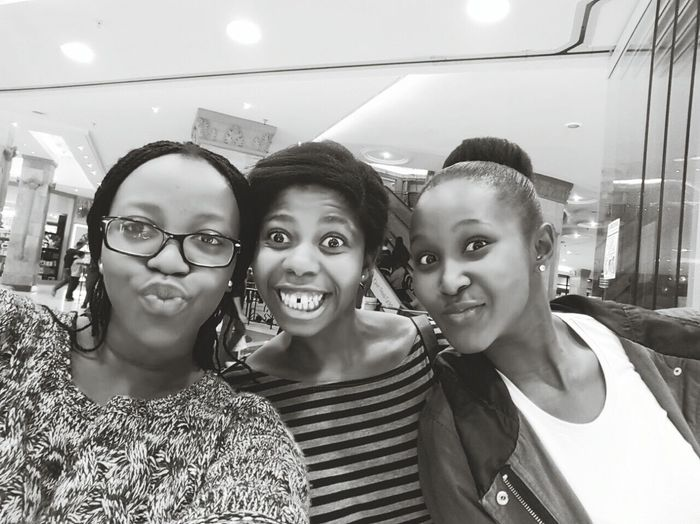 Life isn't about rushing to gain alot of stuff or positions but who you do life with, invest in relationships. Friendship. ♡   Hangouts  Being Silly Mygirls
