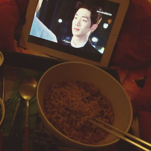 Ramen Korea Food Korean Drama ?????
