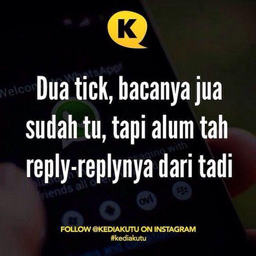 KediakuTu whatsapp ia jua,kik sama jua, call apatah lagi....