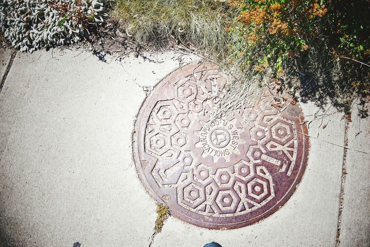sidewalk art-