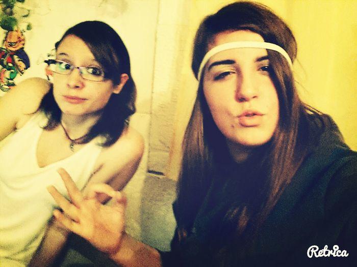 Love my girl friend :)