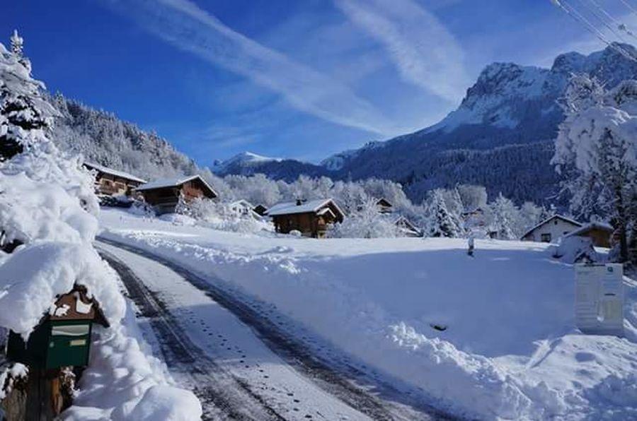 Bernex France Clouds And Sky Winter Wonderland