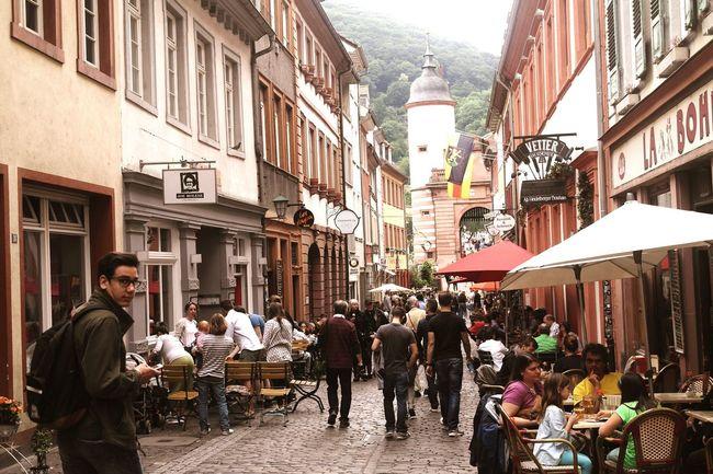 Heidelberg Deutschland Germany Streetphotography Treavelling The Street Photographer - 2015 EyeEm Awards OpenEdit Tour
