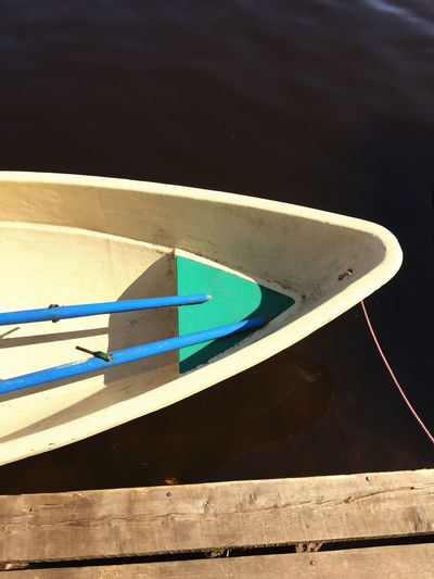 No People Sunlight Day Shadow Nature High Angle View Transportation Nautical Vessel Blue Still Life Water Outdoors Art And Craft Symbol Beach