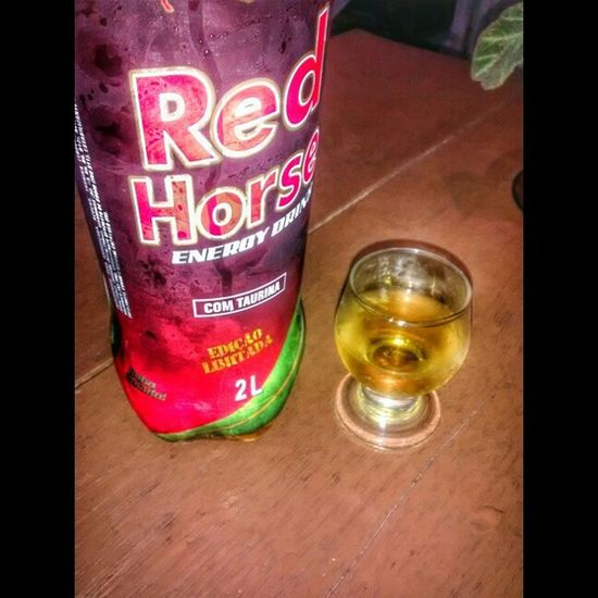 Instasize Redhorse Drink Taurina EnergyDrink HDR