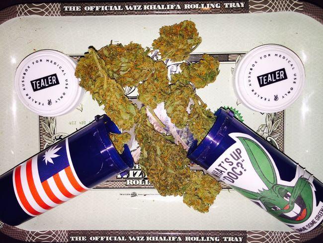 Weed Smoke Bunny  Rabbit Thc Kusharmy 420 Green Kush