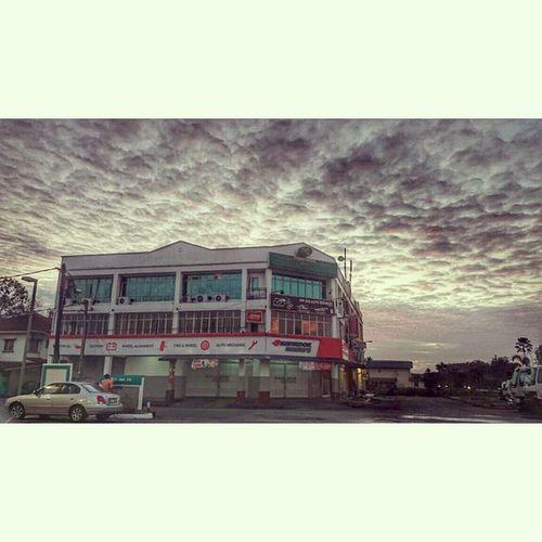 Pagi di Kampung_jawa