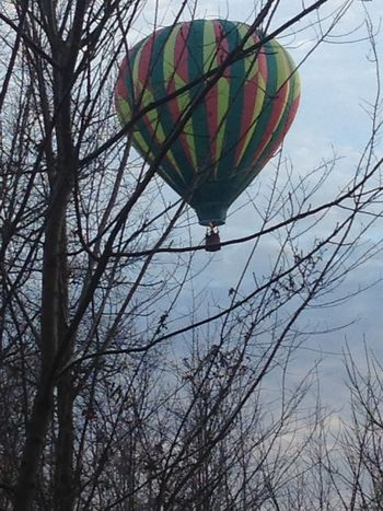 Hanging Out Hotairballoon Hotairballoons Blueyedblonde