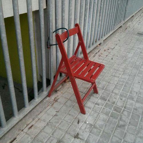 Chair Barcelona Silla Cadira