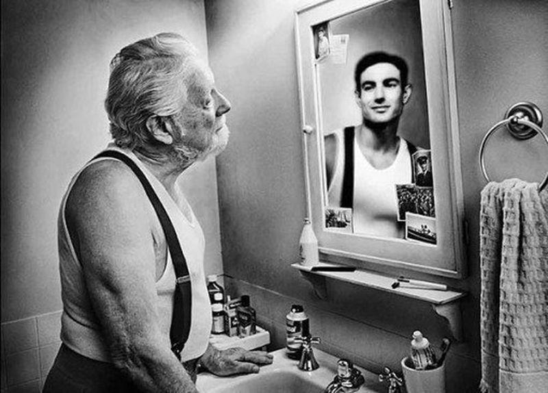 Зеркало все помнит
