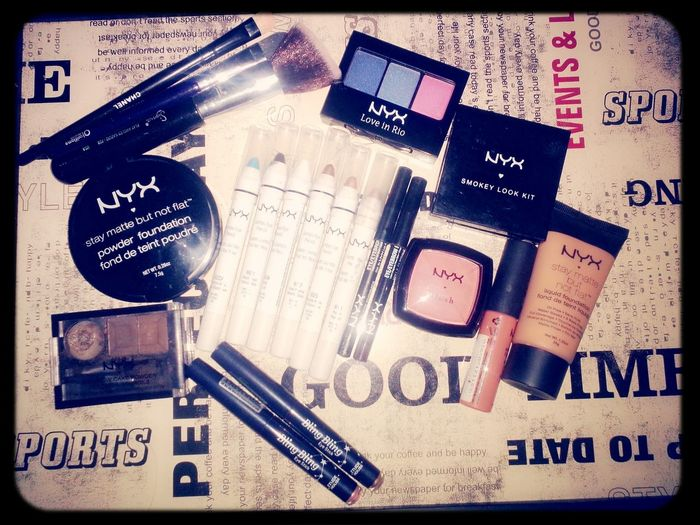 Nyxcosmetic First Eyeem Photo