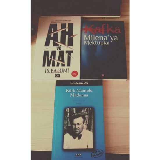 Sabahattinali Kurkmantolumadonna Milenayamektuplar Franz Kafka