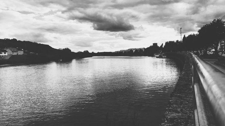 Water River Wasserbillig Mosel