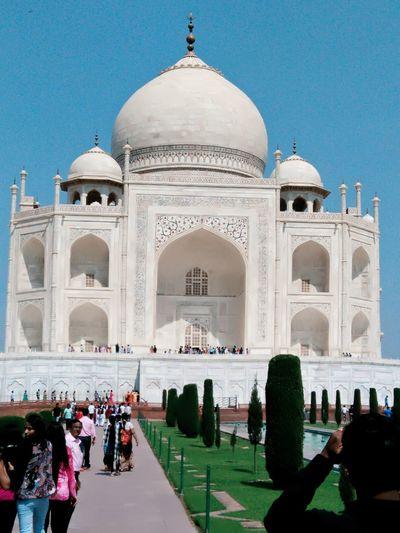 Example of great love Taj Mahal Agra First Eyeem Photo