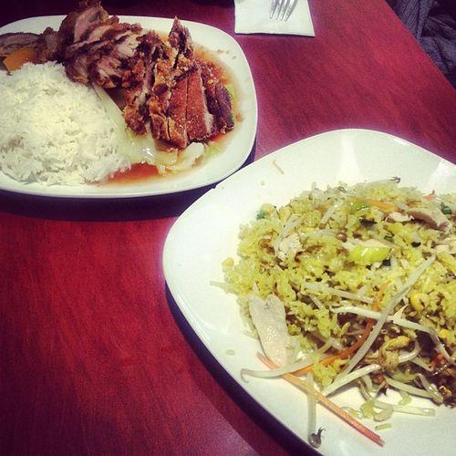 Mittagessen mit Zombieweibchen <3 Food Foodporn Asianfood