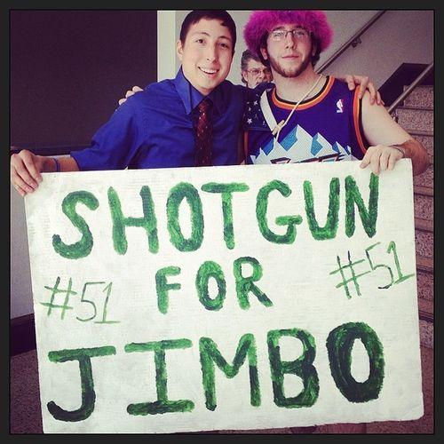 Shotgun for Jimbo Lemoynedolphins 2014ncaaeastregional Eventstaff