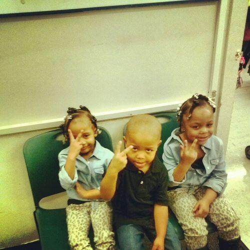 Jayla, Jayden and Jakayla Brown!