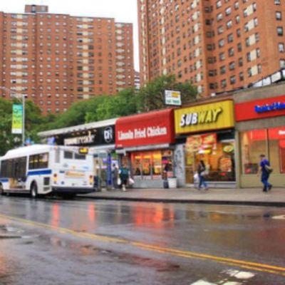 ?مطعمى المفضل Subway ? نيويورك_امريكا